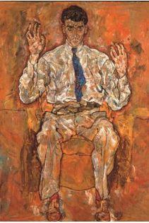 Egon Schiele at Galerie St. Etienne