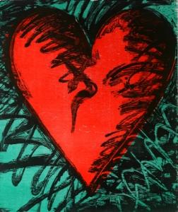 artist - Jim Dine