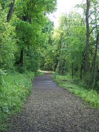 Elroy-Sparta bike trail - Wisconsin